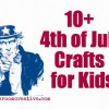 4th of July {Crafts & Activities}