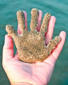 sand crafts