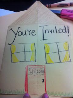 open house, back to school night ideas