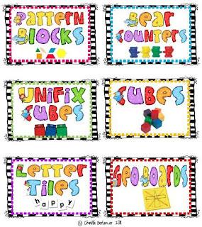 graphic about Free Printable Classroom Labels for Preschoolers called Cost-free Clroom Printables