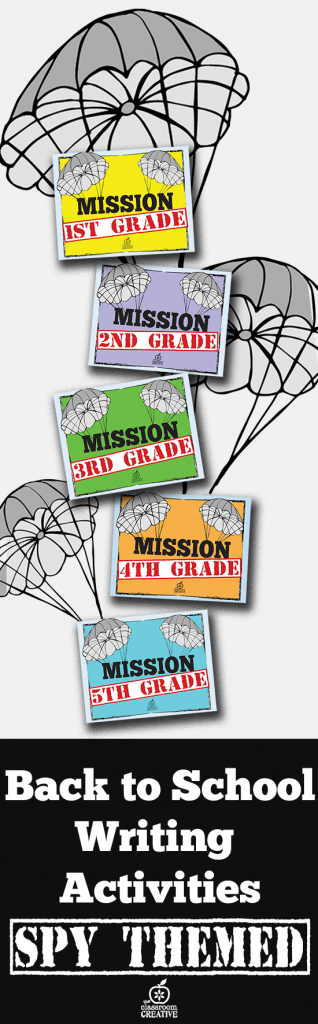 back to school mission books