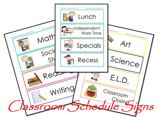 photograph relating to Classroom Signs Printable referred to as Totally free Clroom Printables