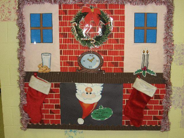 nice Easy Christmas Bulletin Board Ideas Part - 19: Books ...