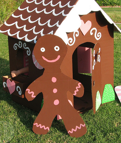 Cardboard Crafts for Kids