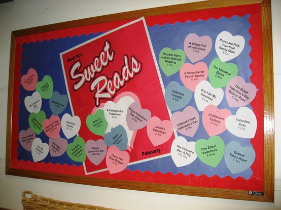 Valentine S Day Bulletin Board Ideas