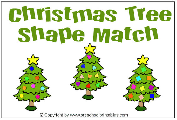 Nursery Christmas Calendar Ideas : Preschool christmas math activities