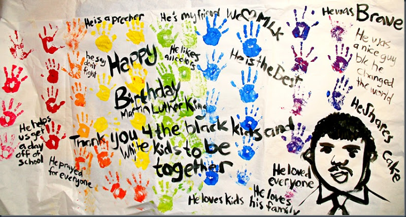 Martin Luther King Jr Crafts For Kids