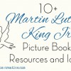 Martin Luther King Jr. Picture Books with Activities