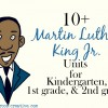 Martin Luther King Unit Resources (Kindergarten-2nd grade)