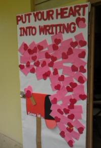 Valentine S Day Door Decorations