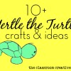 Yertle the Turtle Crafts & Ideas