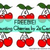 FREEBIE: Counting by 2s Math Center