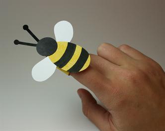 Bumblebee Crafts Activities For Kids