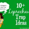 Leprechaun Trap Craft Ideas