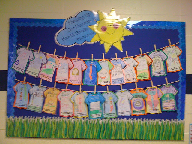 end of year bulletin boards, May bulletin boards