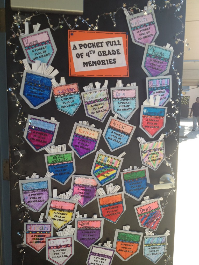 end of year bulletin boards