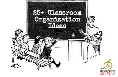 classroom organization ideas and tips