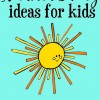 Last Minute Mother's Day Ideas for Kids