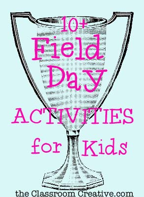 Field Day Activities For Kids