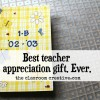 The Greatest Teacher Appreciation Gift Idea.  Ever.