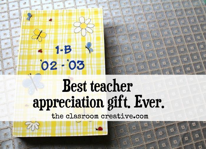 The Greatest Teacher Appreciation Gift Idea Ever