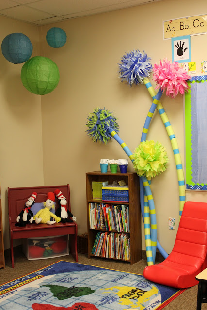 reading nooks in classrooms