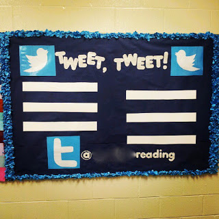 social media bulletin board ideas