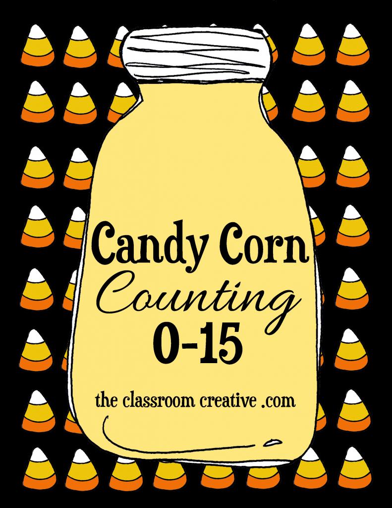 Halloween Math Centers for Preschool, Kindergarten, and Special Ed
