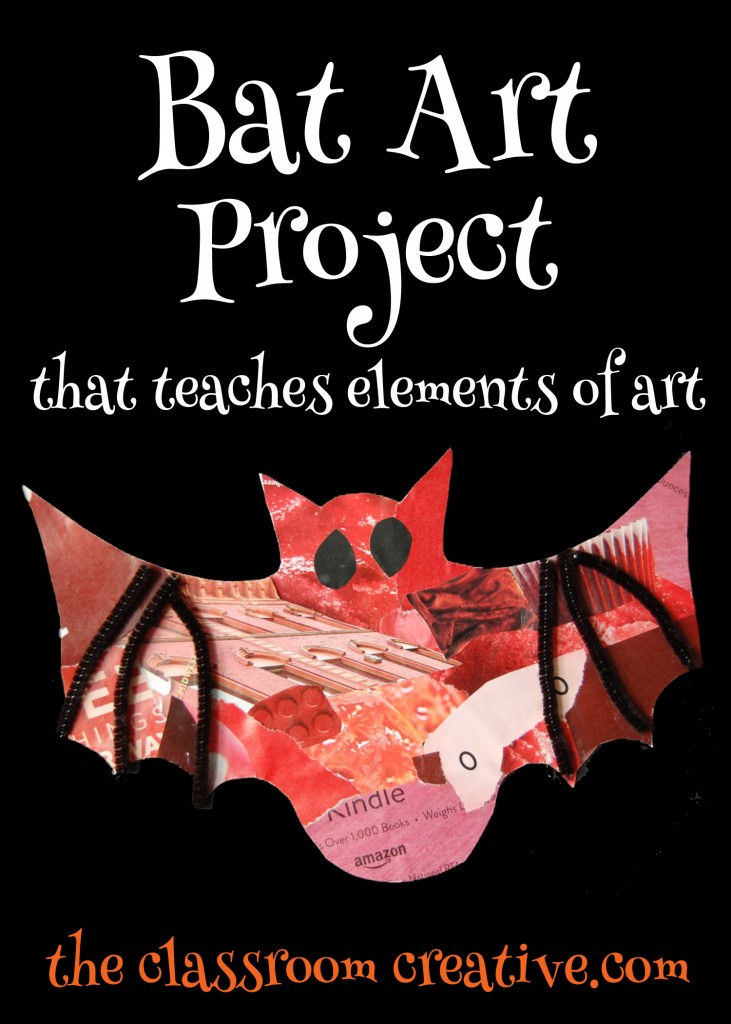 Halloween art projects for kids, elements of art for kids,