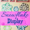Snowflake Craft {A Random Act of Kindness}