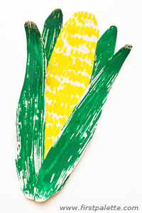 Corn Crafts And Activities For Kids