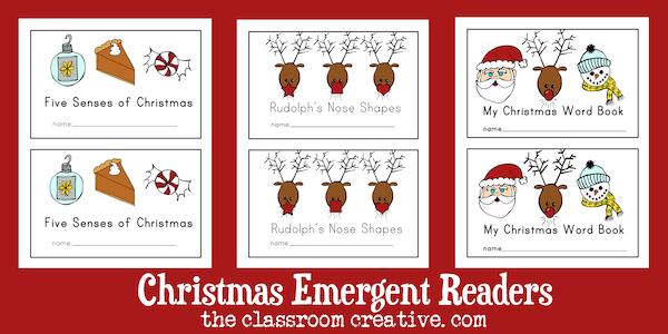 Christmas Literacy Centers & Activities