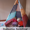 Creative Reading Nook Idea