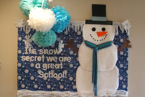 Valentine S Day Classroom Ideas ~ Snowman bulletin boards and resources