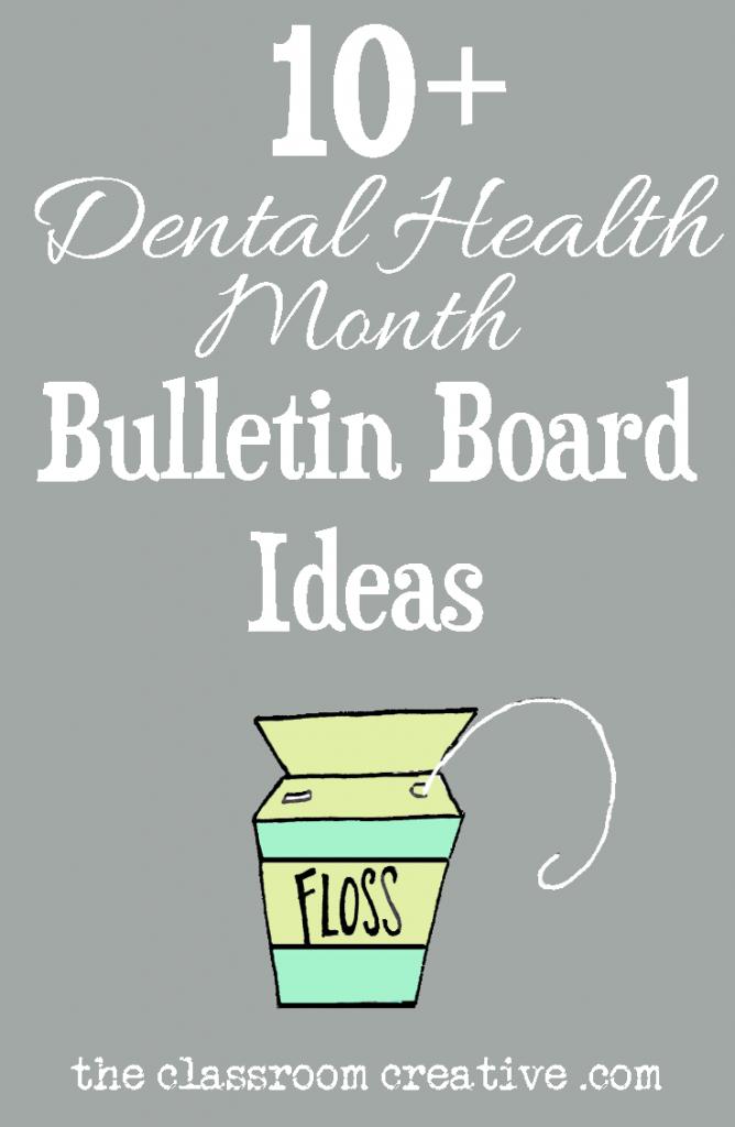 dental health month bulletin board ideas, february bulletin boards