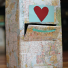 Cardboard Mailbox Craft for Valentine's Day