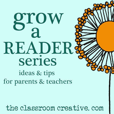 grow a reader literacy for kindergarteners