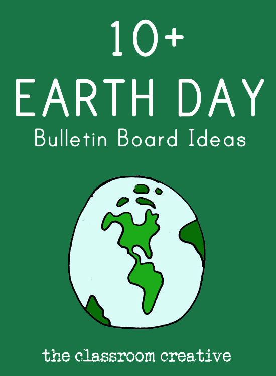 Earth Day Bulletin Board Ideas