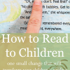 Tip for Reading to Children: A Must for Every Parent!