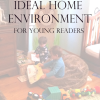 Creating an Ideal Home Environment for Young Readers