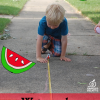 Watermelon Seed Measurement Activity for Kids