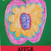 Fall Apple Symmetry Activity {Common Core Aligned}