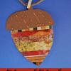 Mixed Media Acorn Craft {Measurement Idea too!}