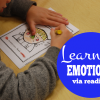 Teaching Emotions to Preschoolers & Kindergarteners