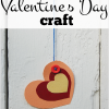Valentine's Day Craft Using the Element of Art: Color