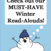 Our Favorite Winter Picture Books and Winter Emergent Readers