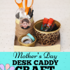 Recycled Earth Day and Mother's Day Craft for Kids