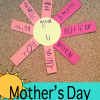 Mother's Day Sun Craft