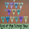 End of the Year Countdown Banner Idea