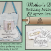 Last Minute Mother's Day Craft and Writing Activity